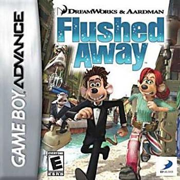FLUSHED AWAY [E] - GBA