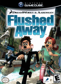 FLUSHED AWAY  - GAMECUBE