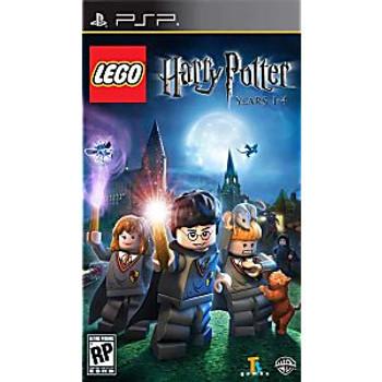 LEGO HARRY POTTER YEARS 1-4 [E10] - PSP