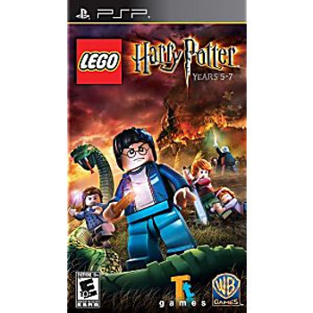 LEGO HARRY POTTER YEARS 5-7 - PSP