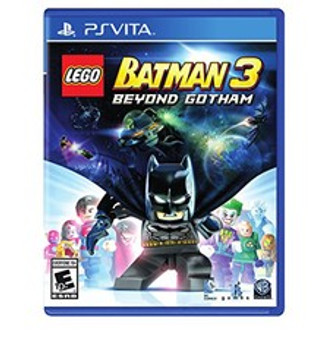 LEGO BATMAN 3:BEYOND GOTHAM - PS VITA