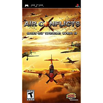 AIR CONFLICTS - PSP