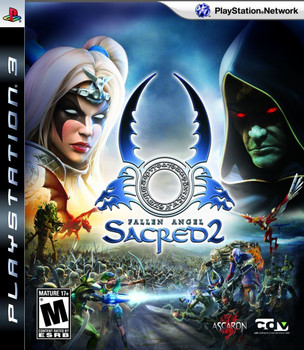 SACRED 2: FALLEN ANGEL  - PS3