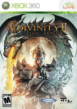 DIVINITY II: EGO DRACONIS  - XBOX 360