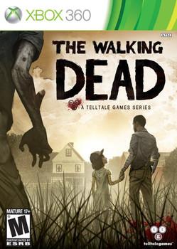 WALKING DEAD  - XBOX 360