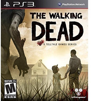 WALKING DEAD - PS3