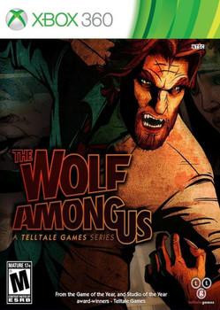 WOLF AMONG US   - XBOX 360