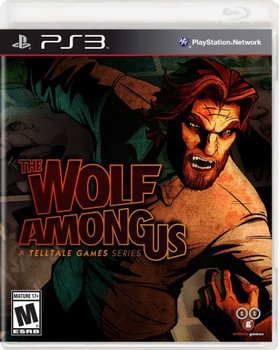 WOLF AMONG US  - PS3