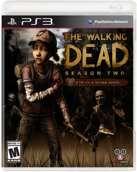 WALKING DEAD: SEASON TWO - PS3