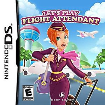 LET'S PLAY: FLIGHT ATTENDANT