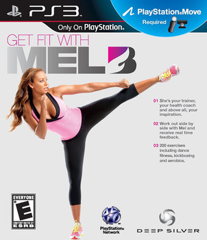 GET FIT WITH MEL B - PS3