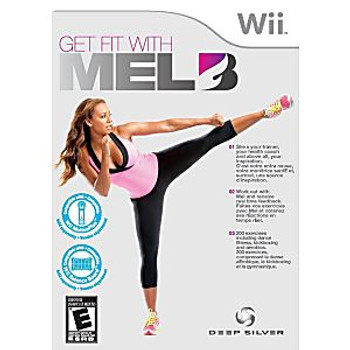 GET FIT WITH MEL B (#895678002841)