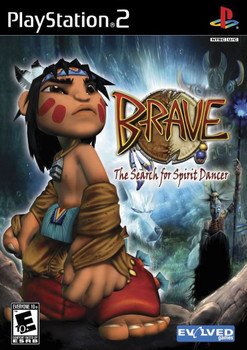 BRAVE THE SEARCH FOR SPIRIT DANCER