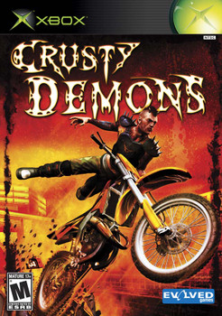 CRUSTY DEMONS - XBOX