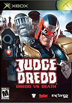 JUDGE DREDD DREDD VS DEATH  - XBOX