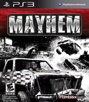 MAYHEM 3D  - PS3