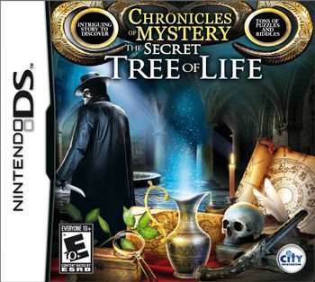 CHRONICLES OF MYSTERY: THE TREE OF LIFE - DS