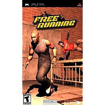 FREE RUNNING - PSP