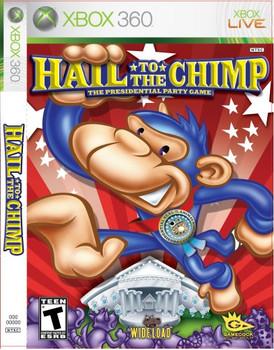 HAIL TO THE CHIMP  - XBOX 360