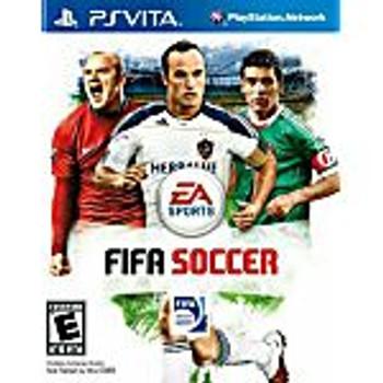 FIFA SOCCER 12 - PS VITA