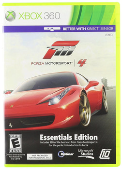 FORZA ESSENTIALS  - XBOX 360