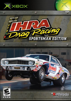 IHRA DRAG RACING SPORTSMAN EDITION  - XBOX