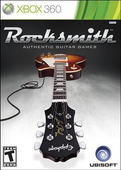 ROCKSMITH NO CABLE - X360