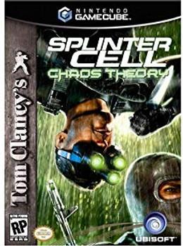 SPLINTER CELL CHAOS THEORY - GAMECUBE