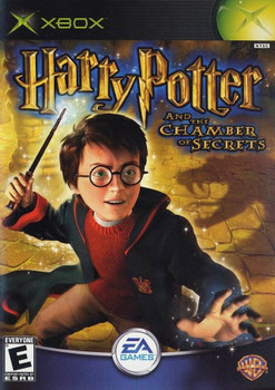 HARRY POTTER CHAMBER OF SECRETS  - XBOX
