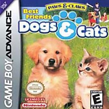 PAWS AND CLAWS BEST FRIENDS DOGS & CATS