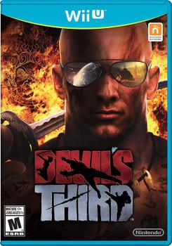 DEVIL'S THIRD - Wii U