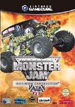 Monster Jam Maximum Destruction - GameCube