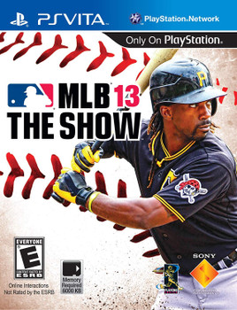 MLB The Show 13 - PSvita