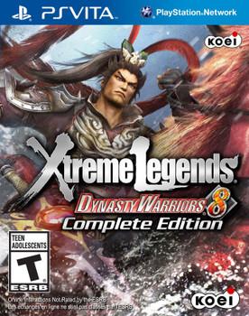 Dynasty Warriors 8 XL Complete Edition - PSVita