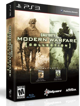 Call of Duty Modern Warfare Collection - PS3