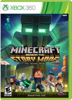 Minecraft Story Mode Season 2 - Xbox 360