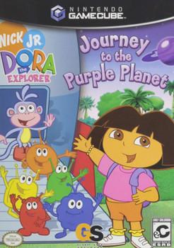 Dora the Explorer Journey to the Purple Planet - GameCube