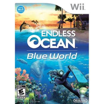 Endless Ocean: Blue World - Wii