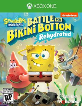 Battle for Bikini Bottom Rehydrated - Xbox One