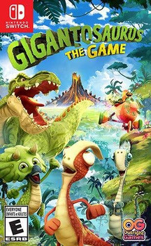 Gigantosaurus the Game - Switch