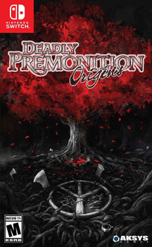 DEADLY PREMONITION -SWITCH