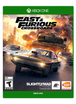 Fast and Furious Crossroads - Xbox One