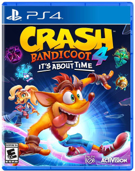 Crash Bandicoot 4 Its About Time - PS4