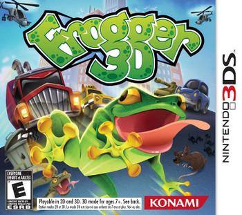 Frogger 3D - 3DS