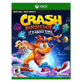 Crash Bandicoot 4 Its About Time - Xbox One