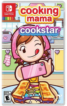 Cooking Mama Cookstar - Switch
