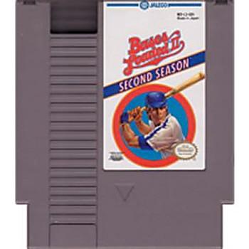 BASES LOADED 2 - NES