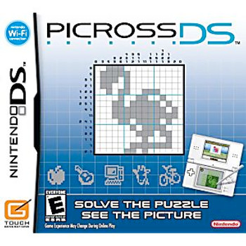 PICROSS 3D [E]