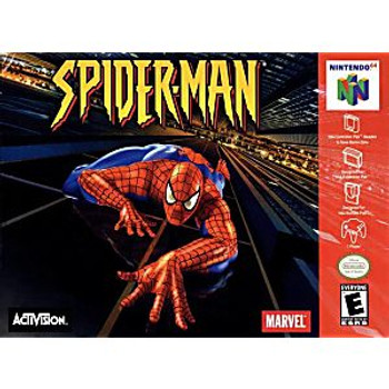 SPIDERMAN  - N64