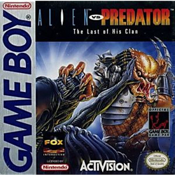 ALIEN VS PREDATOR - GB